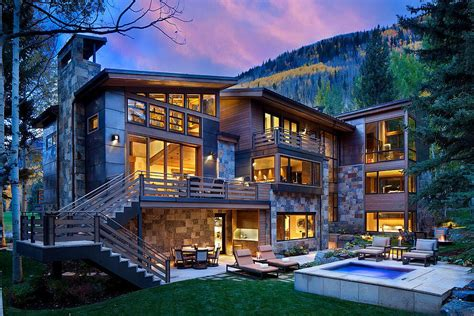 home design exteriors colorado colorado mountain home by suman architects leaves your