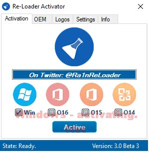 activation windows 10 pro activator re loader by r@1n
