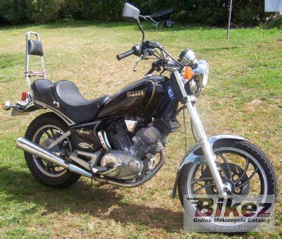 1986 yamaha xv 500 se specifications and pictures