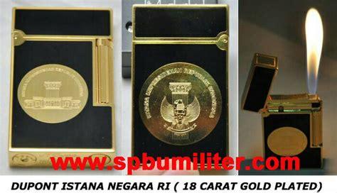 Jam Tangan Cewek Sov Logo Istana korek api dupont istana kepresidenan ri gold 18karat spesial edition spbu militer
