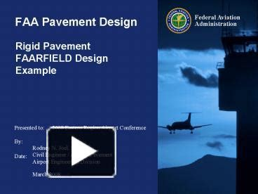 pavement design engineer job description ppt faa pavement design powerpoint presentation free