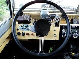 Steering Wheel For Land Rover Series 3 Leather Steering Wheel Cover Glove Land Rover Series 2 2a