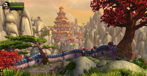world of warcraft mists of pandaria main theme login impressions mists of pandaria is more than just pandas