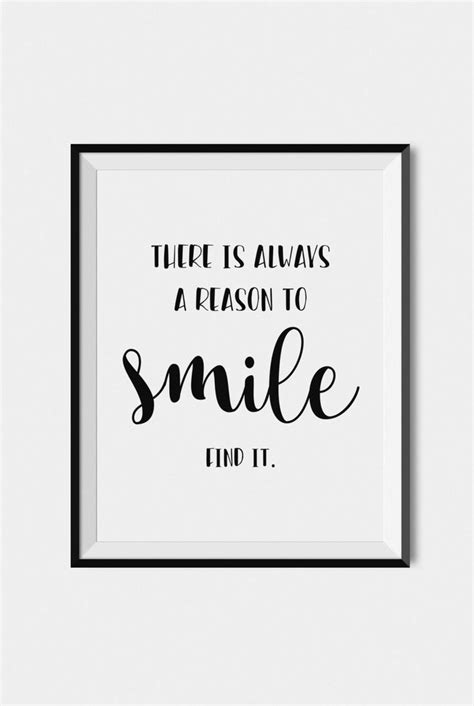 typography wall decor 25 best smile quotes on happy smile quotes beautiful smile quotes and positive
