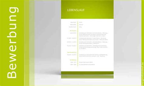Gestaltung Lebenslauf by Eu Lebenslauf Zum Mit Anschreiben In Ms Word