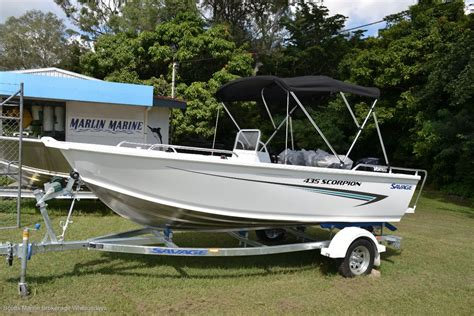 aluminum boats for sale in sc savage 435 scorpion sc power boats boats online for