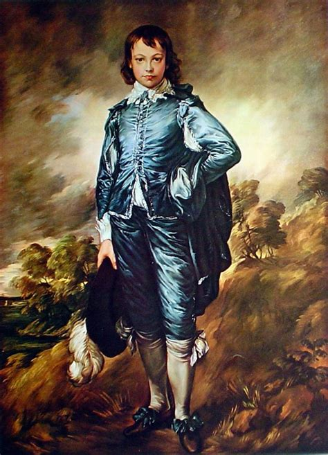 Boy Blue blue boy by gainsborough description of the painting