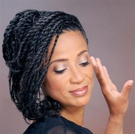two strand twist braids hairstyles for black women http twists hairstyles for black women