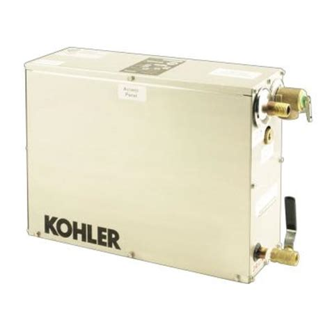 kohler 7kw steam generator k 1657 na the home depot