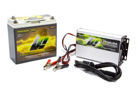Battery L Kit by Lithium Pros 16v Lithium Ion Power Pack Battery And