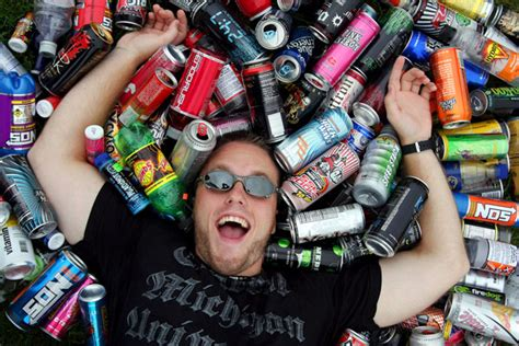 Drink Energy Drinks With Caution   Yina Wu' blog