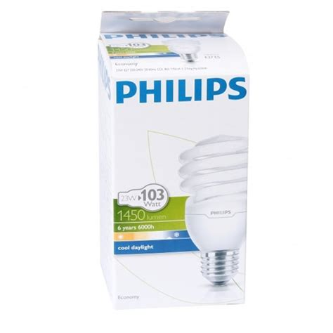 Lu Downlight 23 Watt philips tasarruf 220 l 220 twister 23 watt 6 li koli sinamega