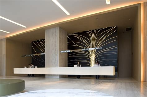Hotel Lobby Reception Desk East Hotel Design By Cl3 Architects Architecture Interior Design Ideas And Archives