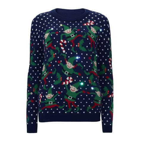 Primark S 2014 Christmas Jumpers Are Looking Seriously Light Up Jumpers For