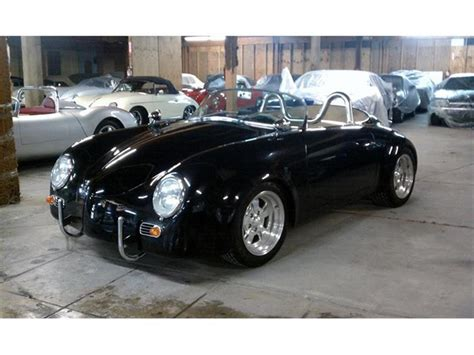 porsche 356 replica 1956 porsche speedster for sale classiccars com cc 398653