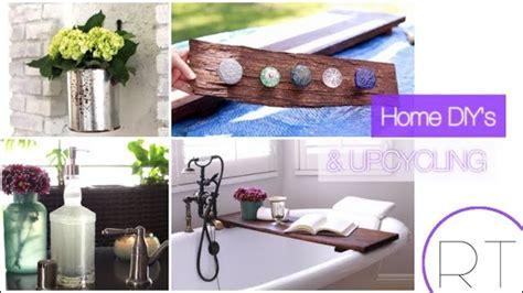 diy home ideas billig upcycle diy home decor ideas