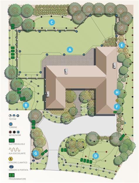 progettare irrigazione giardino come progettare un impianto di irrigazione