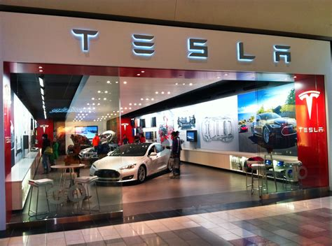 Tesla Uk Showroom 6 Predictions That Will Impact Automotive Retailing In