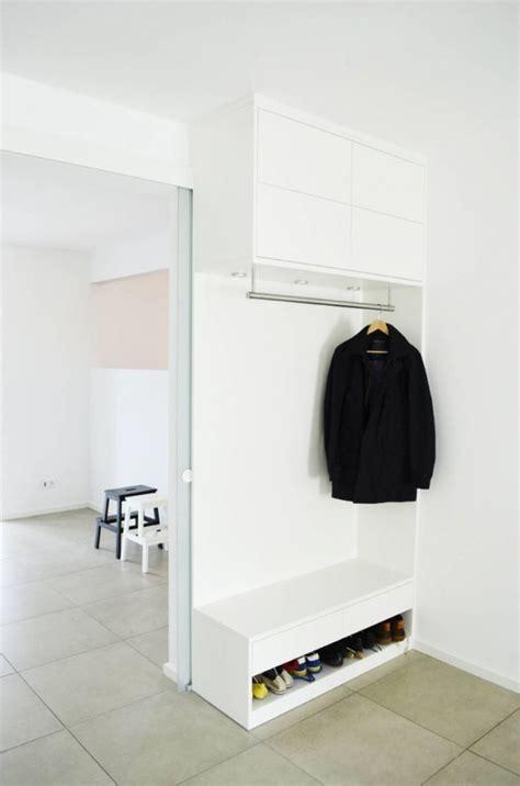 flur ideen design flur garderobe ideen