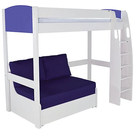 stompa futon stompa high sleeper with futon