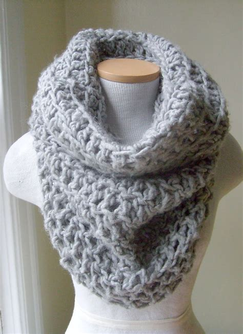 knitting patterns scarf pinterest crochet cowl pattern crocheted cowl neckwarmers