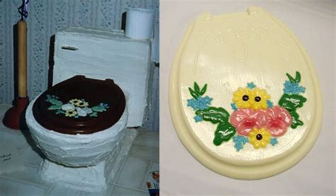 Would You Eat On A Toilet Seat by Would You Eat A Toilet Cake Popsugar Food