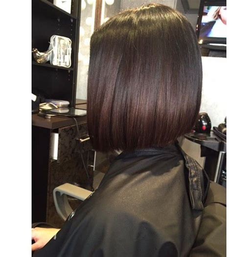 rich brown bob hair styles bob lob dark brown rich brunette hair bobs above