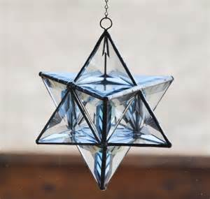 glass star tetrahedron by lightcurves on etsy