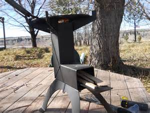 Bench Press Basics A Full Size Rocket Stove For Cooking Big Meals