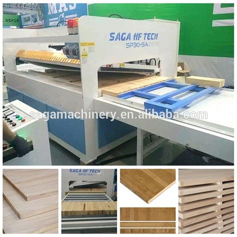 Spare Part Hfhigh Frequency saga machinery radio frequency press for board panel