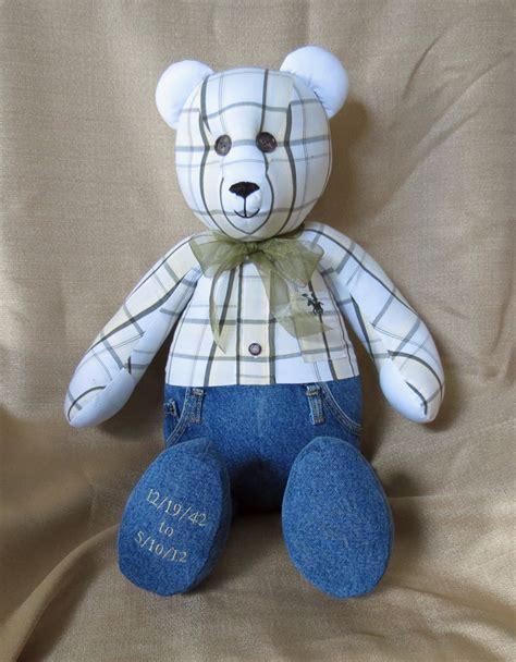 how to make a memory bear hidden treasure crafts and memory teddy bear patterns the bears memory bears bears