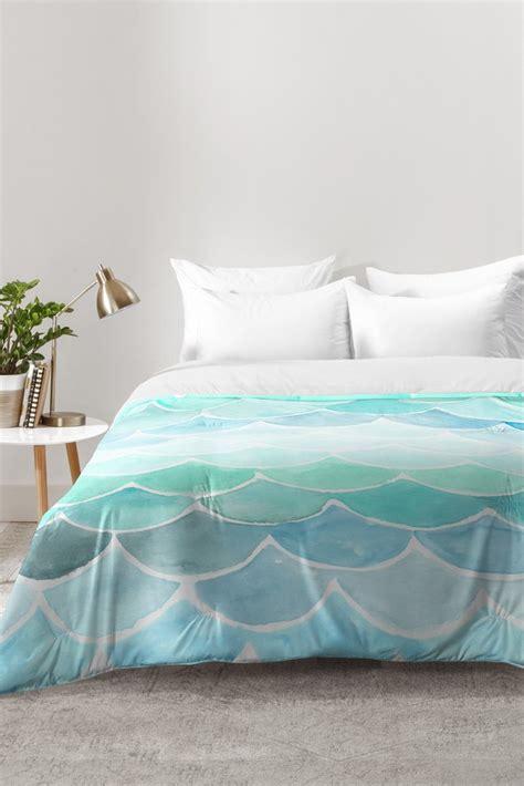 mermaid comforter mermaid scales comforter wonder forest