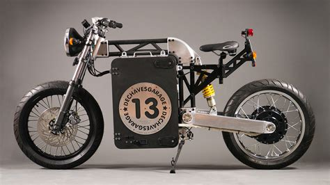 Minimalist Home Design dechaves garage dch project a naked electric motorcycle