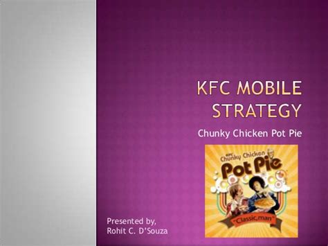 layout strategy of kfc kfc mobile strategy
