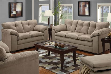 and sofa set awesome and loveseat sets homesfeed