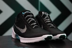 for nike the hyperadapt self tying shoes are the