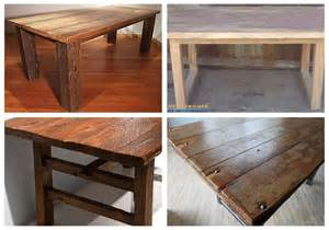 Woodwork old barn wood table plans pdf plans