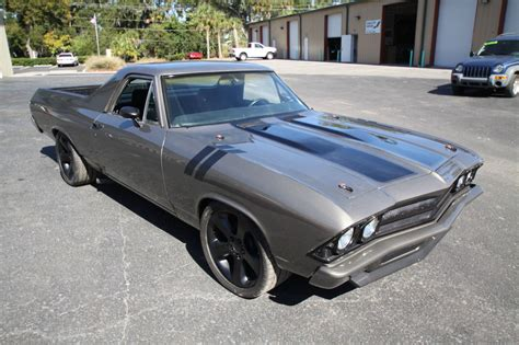 chevy camino 1969 chevy el camino custom build classic chevrolet el