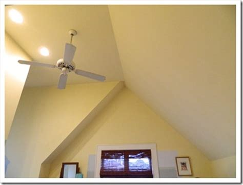 how to paint a vaulted ceiling how to paint a vaulted ceiling without scaffolding