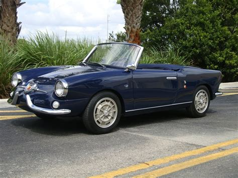 just a car 1959 fiat abarth 750s allemano spyder a