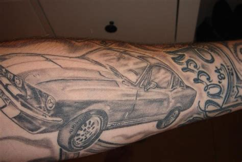 mustang tattoos the ultimate accessory mustangforums