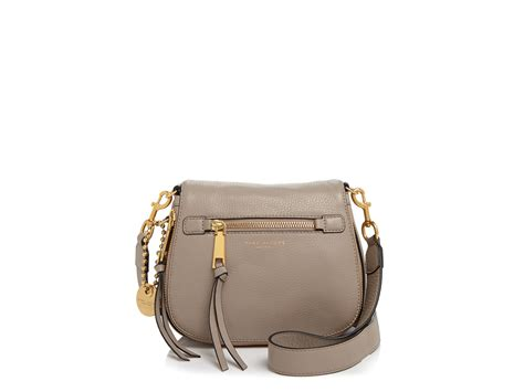 Marc Small Bag by Marc Recruit Small Saddle Bag In Black Lyst