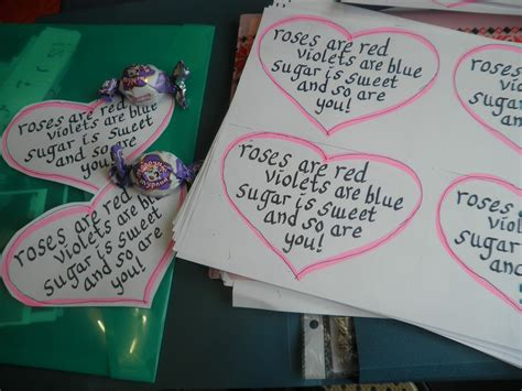 valentines day poems for roses are