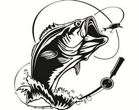 fish on a hook clipart | free download best fish on a hook