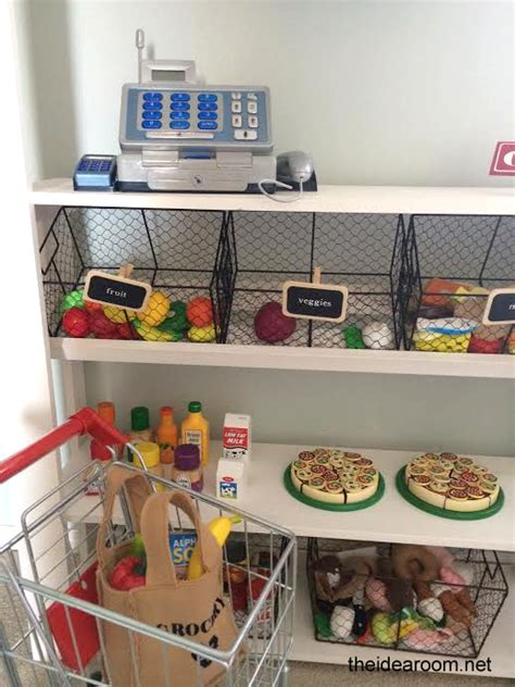 grocery stand diy kid s grocery stand s creative and playrooms
