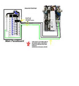 how to wire a marey eco 110 tankless water heater
