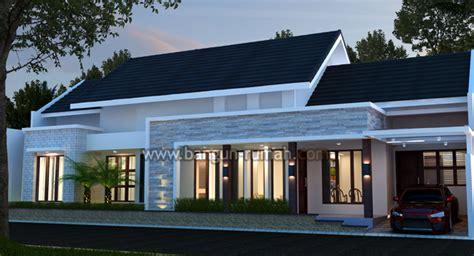 desain rumah tropis di lahan 10 x 20 m2 desain rumah bapak zaldy studio desain rumah jakarta