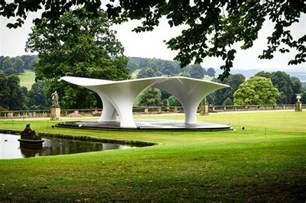 Home Design Jobs London zaha hadid pavilion at chatsworth house e architect