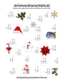 Math Christmas Graphing Worksheets » Home Design 2017