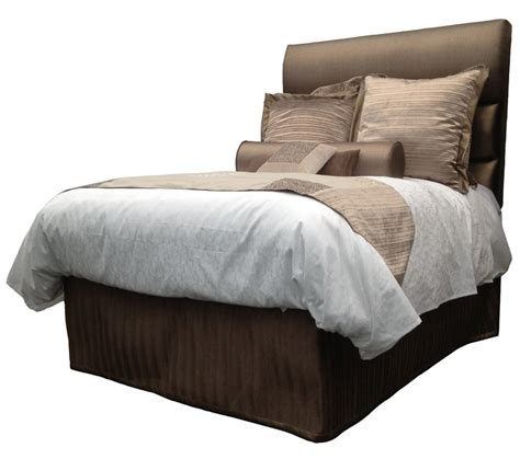 platform bed coverlet koni hospitality s new platform bed skirt this bedskirt